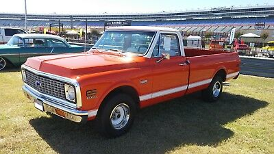 1972 Chevrolet C-10 Cheyenne Super Chevrolet C10 Cheyenne Super with A/C