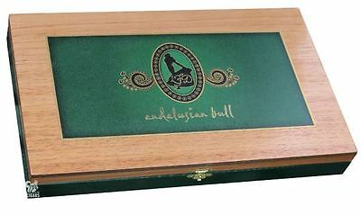 La Flor Dominicana Andalusian Bull Empty Wooden Cigar Box