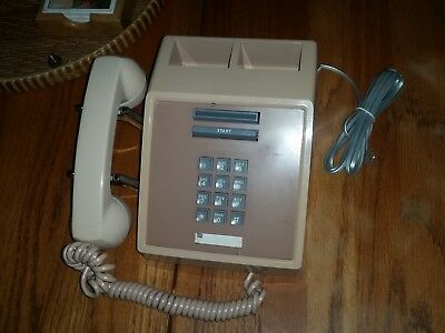 WESTERN ELECTRIC CARD DIALER TELEPHONE MODEL 2660a1 button DIAL excellent