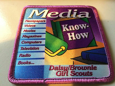 Girl Guides / Scouts Media