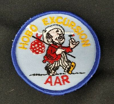 AAR Hobo Excursion Patch         /B