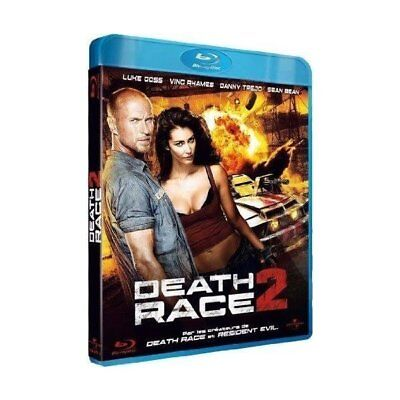 Blu-ray - Death race 2 [Blu-ray]
