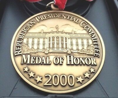 Republican Presidential Committee Medal of Honor 2000 Outstanding Service
