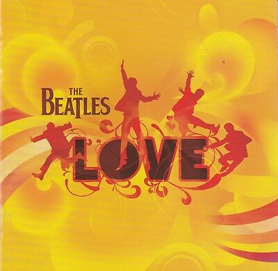 The Beatles - Love Cd