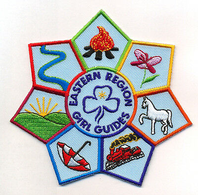 Girl Guides / Scouts  Eastern Region