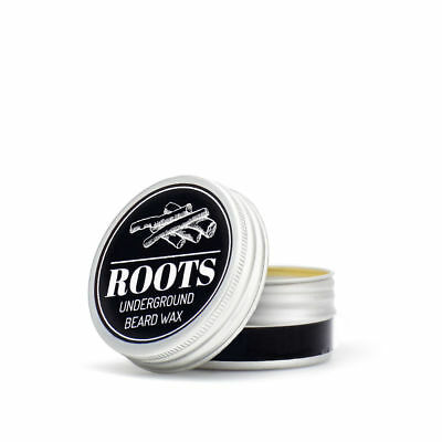 Roots Underground beard wax 30ml Cire pour la barbe