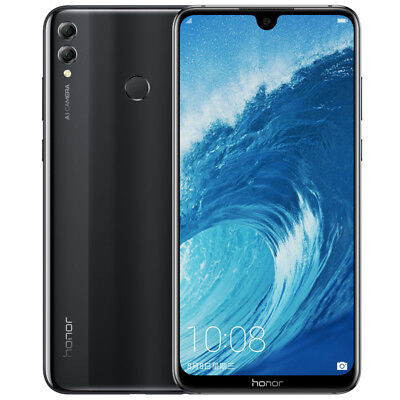 """HUAWEI Honor 8X Max Snapdragon 636 Android 8.1 Smartphone  7.12"""" FHD big Screen"""