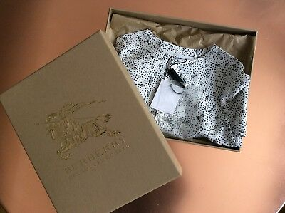 Burberry Baby Top - Size 6 Months