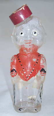 RARE AMERICANA ART DECO MINI LIQUOR PERFUME BOTTLE BELLMAN BELLBOY 1930s Garnier