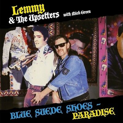 Lemmy and Mick) The Upsetters (with Green - Blue Suede Shoes/Paradise Vinyl NEU
