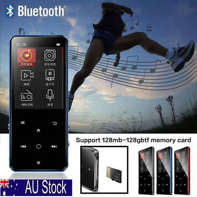 BENJIE K11 Bluetooth MP3 Player Touch Screen Ultra thin 8GB Music Player FM AU