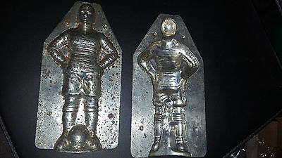SCHOKOLADEN-FORM Alte Backform Form Schokolade Chocolate mold moule