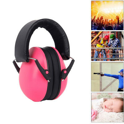 BABY Childs Ear Defenders Earmuffs Protection 3COLOURS Noise Isolator Boys Girls