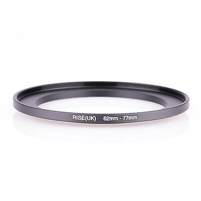 62mm to 77mm 62-77 62-77mm 62mm-77mm Stepping Step Up Filter Ring Adapter
