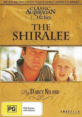 THE SHIRALEE (1987 Bryan Brown) -  DVD - UK Compatible - New & sealed