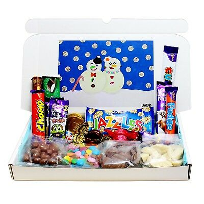 Christmas Chocolate Gift Box Selection- Xmas Gift