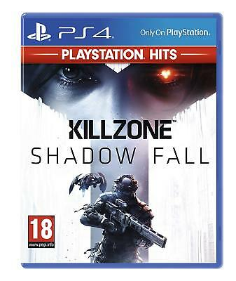 Killzone Shadow Fall PlayStation Hits PS4 NEW SEALED DISPACH TODAY ALL BY 2 P.M.