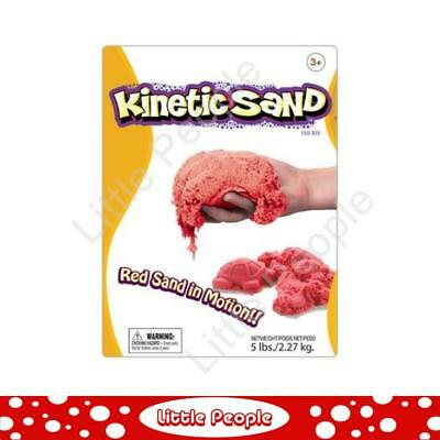 Kinetic Sand the original and the best new RedThe Original and the Best!