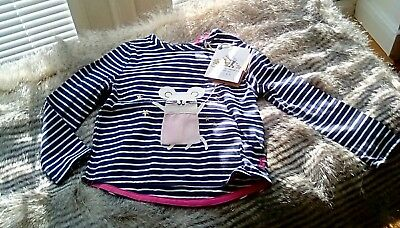 Girls Joules Top Age 1 BNWT