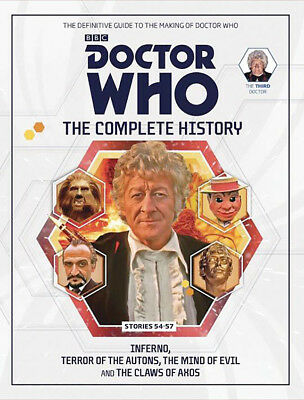Doctor Who - The Complete History Issue 83 Volume 16 Inferno  *NEW & SEALED*