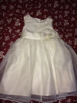 Next Baby Girl Ocassion Dress 6-9 Months