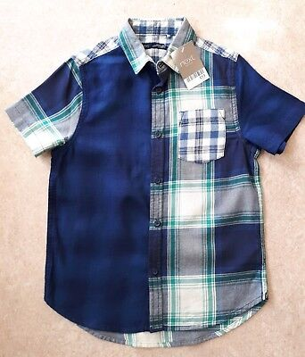 Next Boys Shirt Age 8 New With Tag