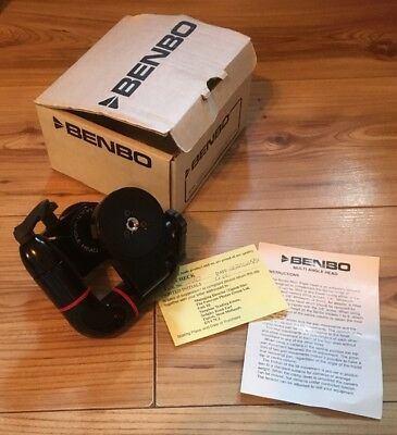 Benbo Multi Angle Head In Original Box Excellent Condition 99p Start