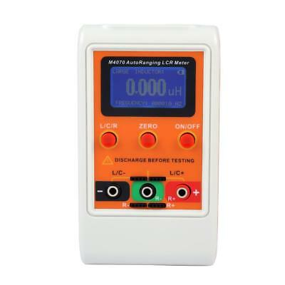 M4070 LCR Automatic Range Component Tester Inductance / Capacitor / Resistor