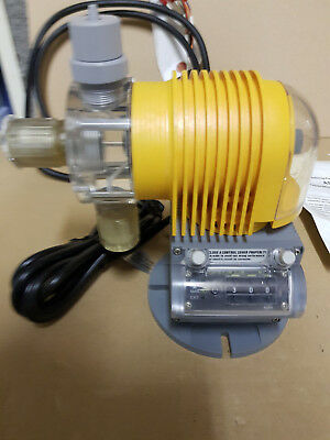Tacmina Pulse Metering Pump Type ARPX-31-CL-HW-X (See details )