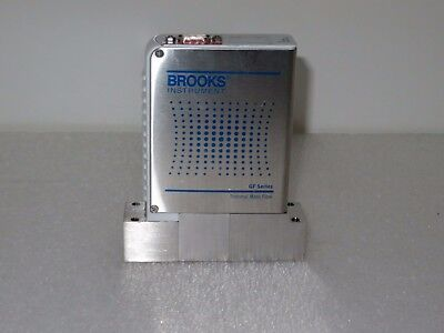Brooks GF Series GF120C Thermal Mass Flow O2 200 SCCM