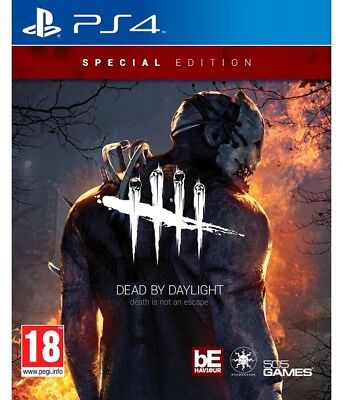 Dead by Daylight * Special Edition - PS4 IMPORT neuf sous blister