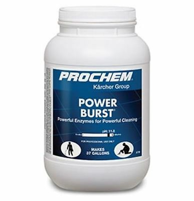 Prochem Power Burst - High PH Enzyme Pre-Spray - 6.5 Lbs