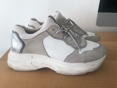 Bronx @ Urban Outfitters Chunky Triple S Style Trainer Uk8