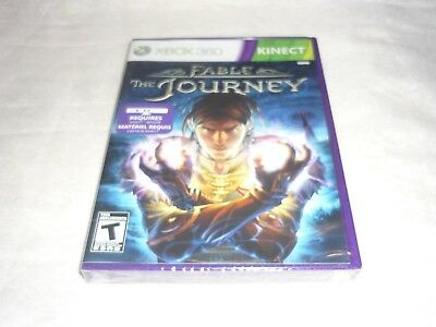 Fable: The Journey (Microsoft Xbox 360, 2012)  BRAND NEW & FACTORY SEALED