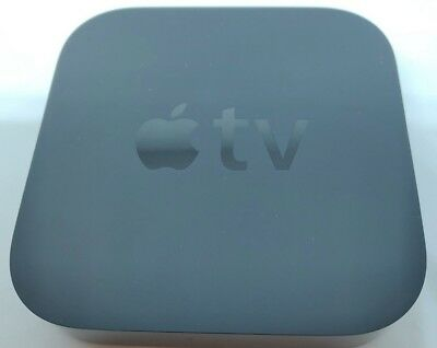 Apple TV (3. Generation) Mediaplayer (MD199FD/A-A1489), inkl. Verpackung/Zubehör
