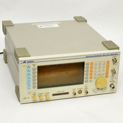 IFR Aeroflex 2945A/02/03/05/11 Communications Monitor 1GHz Spectrum Analyzer