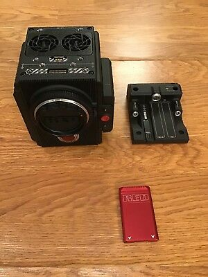 Red Red Raven 4.5K Dsmc2 With Dsmc2 Jetpack And 480Gb Minimag - Only 13 Hours