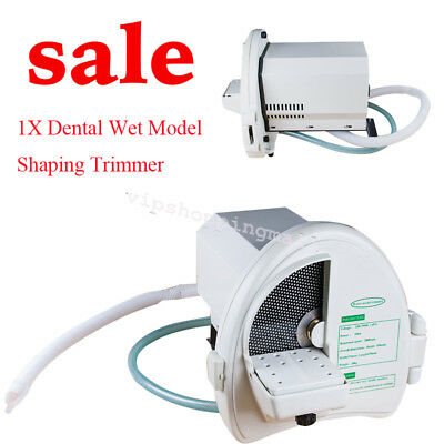 Dental Wet Model Shaping Trimmer Abrasive Diamond Disc Wheel Machine FDA CE