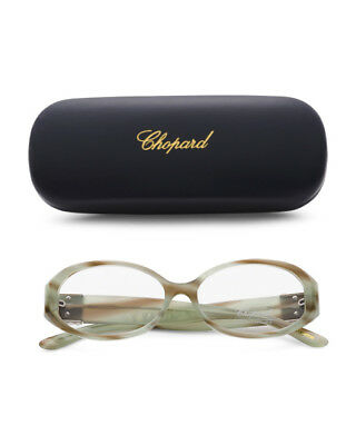 1fec3c34f2 New Authentic Chopard Green Optical Frame Vch026S 06Ua F247 54 15 140  Eyeglasses