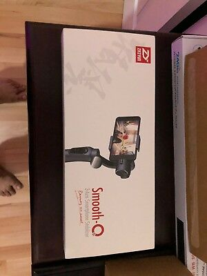 Zhiyun Smooth-Q 3-Axis Handheld Gimbal Stabilizer with Case