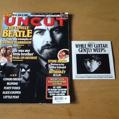UNCUT august 2008 mit CD