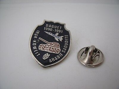 RARE Pin's Pins Pin Badge OPERATION DAGUET TOP
