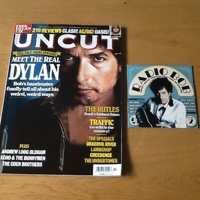 UNCUT november 2008 mit CD