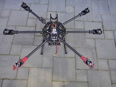 Tarot 680 Hexacopter ( Multicopter project )