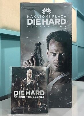 Nakatomi Plaza Die Hard Collection MEGA-BOX 5 Film Blu-Ray Limited Edition