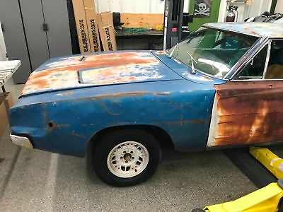 1968 Dodge Charger 1968 Dodge Charger R/T 1968 Blue!