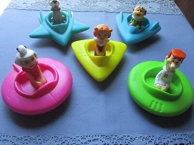 The Jetsons play toys-Vintage 1989 HANNA-BARBERA PRODUCTIONS, INC. Lot of 5.