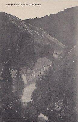 73Cpa Gorges Du Moulin-Chabaud