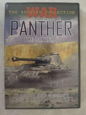 Panther: The Panzer V (DVD, 2006)