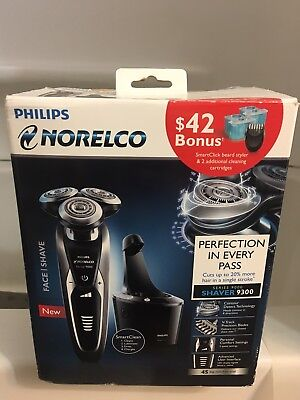 Philips Norelco S9311 Cordless Rechargeable  Men's Electric Shaver